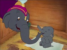 Images of Elephant Matriarch from Dumbo. Walt Disney, Disney Diy, Cute Disney, Disney Dream, Disney Girls, Disney Magic, Disney Pixar, Dumbo Disney, Disney Stuff