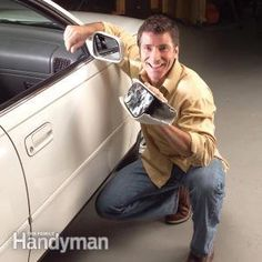 Replacing a broken side view mirror is easier and cheaper than you might think. Once you have the right tools, the hardest part is just finding the hidden fasteners.