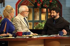 Pastor Jim & Lori welcome Rabbi Jonathan Cahn for Day 2 as they discuss The Mysteries of the Age