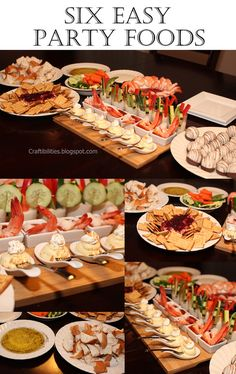 1000 images about party ideas on pinterest housewarming for House party recipes