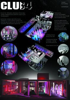 architecture, arc, layout, design, pafta, iç mimari, club34