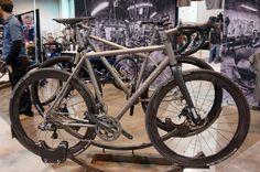 Engin titanium disc cyclocross Di2