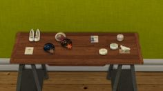 CASSANDRE CLUTTER CONVERSIONS at Leo Sims via Sims 4 Updates