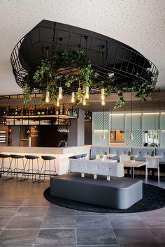 interior design, architecture acomhotel München by DIA - Dittel Architekten