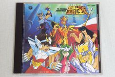 Saint Seiya TV Original Soundtrack 7 Poseidon JAPAN CD ANIME JUMP MANGA