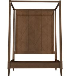 Artisan Poster Bed (Queen) from the 1911 Collection collection by Hickory Chair Furniture Co.