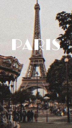 Paris Vibe by Anna Yan Boujee Aesthetic, Travel Aesthetic, Aesthetic Pictures, Paris Wallpaper, Travel Wallpaper, France Wallpaper, Paris Video, Paris Tumblr, Torre Eiffel Paris