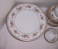 Noritake China Patterns | ... China and Dinerware / Noritake China Somerset Pattern Service for Six