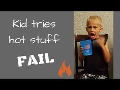 KID TRIES VERY FIRST JALAPENO!! (FAIL & FUNNY) - YouTube