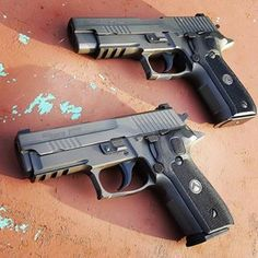 SIG Sauer Legion Series  P226 and P229