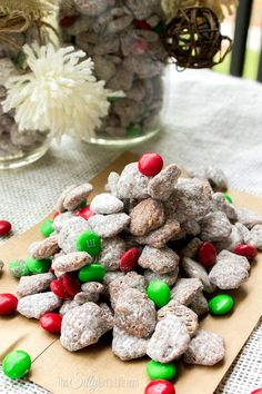 Reindeer Chow {Muddy Buddies} - This Silly Girl's Life