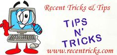 About Recent Tricks & Tips recenttricks.com  Recent Tricks, Tips, News about Computers, Mobiles, Education, Jobs. Software patches, cracks, Facebook tricks, Windows, Tutorial and Education.