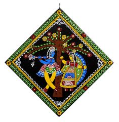 Radha Krishna Under Kadamba Tree - Wall Hanging (Tikuli Painting on Hardboard) Tikuli Paintings from Bihar HAPPY PUTHANDU ! PHOTO GALLERY  | IMAGES.TAMIL.INDIANEXPRESS.COM  #EDUCRATSWEB 2020-04-13 images.tamil.indianexpress.com https://images.tamil.indianexpress.com/uploads/2020/04/b427-300x164.jpg