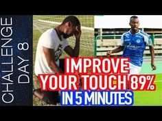 Improve your touch by with the help of this video. Football Training Program, Soccer Training, Training Programs, Training Day, Weight Training, Soccer Workouts, Football Drills, Professional Soccer, Soccer Stuff