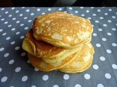 Les meilleurs american pancakes comme aux USA! Vive le brunch!