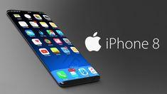 Распаковка нового iPhone 8 на 64gb, покупкой очень доволен