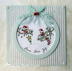 Lili of the Valley's Blog: Christmas is coming...