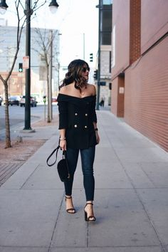 HOW TO WEAR THE OFF THE SHOULDER TREND IN 2017