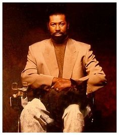 Teddy Pendergrass :-)