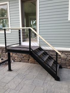 Best Unique Prefab Metal Stairs 1 Prefabricated Steel Stairs And Landing Mech Workshop In 2019 400 x 300