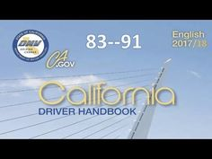 california drivers handbook 2017 korean