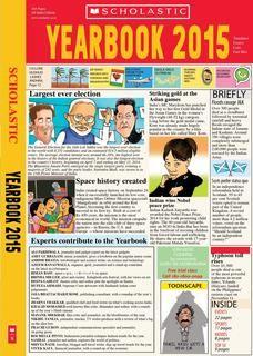 Buy Scholastic Yearbook 2015 Book Online at best price in #India #Scholastic #Yearbook #Books #NewReleaseBooks