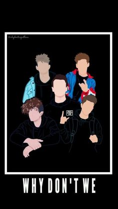 Corbyn Besson, Band Wallpapers, Cute Wallpapers, Why Dont We Band, Why Dont We 2019, Why Dont We Imagines, Zach Herron, Jack Avery, Aesthetic Iphone Wallpaper