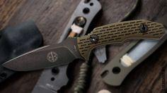 Pohl Force анонсировал на эту весну выход нового поколения ножа November One