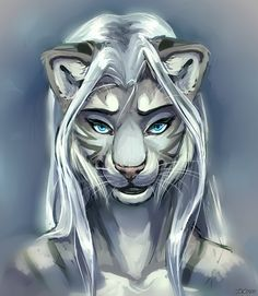 тигрица просто портретик :P почему бы и нет