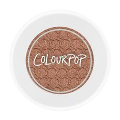 ColorPop Eyeshadow - Cornelious - this mid-tone warm caramel color has a matte finish and is relish! The entire collection/collaboration is between Kathleen Lights and ColorPop! Check IT OUT!