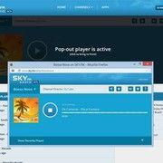 SKY.FM Radio: The new Pandora Radio for the future and beyond.