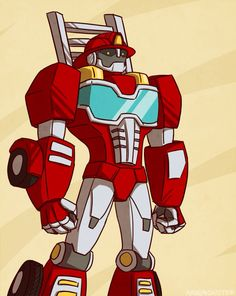 here's something that's not asscreed-related for a change I felt like drawing Heatwave from Rescue Bots C: which is totally a series y'all should watch. Heatwave Transformers, Transformers Memes, Transformers Autobots, Rescue Bots, Disney Memes, Sci Fi Fantasy, Cartoon Characters, Robots, Cartoons