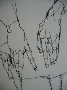 Mains Egon Schiele