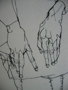 Mains Egon Schiele  Hands are the most difficult thing for me to paint or draw.  Schiele is a master no doubt.  Most of his work is grotesque and elongated proportions.  Very cool