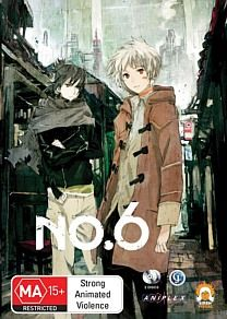No. 6 is a series that had ton sof potential but was doomed to never live up to it. Weighing in at a mere 11 episodes, it was always going to be hard for BONES to adapt the epic scale portrayed in No. 6′s source material with such little time. In the end the result is a sloppy, awkwardly paced, relatively disappointing anime series albeit one with real heart underneath all its flaws.