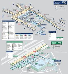 map of msp airport