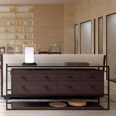 DCWL VERO console 3 Furniture vendor in china email:derek@wonderwo.com. Web:www.wonderwo.cc