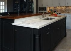 Countertop Edges For Granite  Silestone And Corian   dream home     counter top edges  agreeable how to choose a kitchen or bath countertop edge  detail kitchen