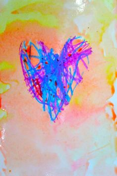 Kids Art Market: Warm and Cool Hearts with Jim Dine