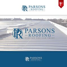 Create A Uniquely Professional Logo For Parsons Roofing By S Design™
