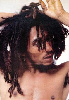 "Robert ""Nesta"" Marley."
