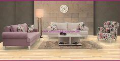 Rapsodi mobilya step yataklı koltuk takımı