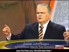 "Pastor John Hagee  message -  ""New World Order"""