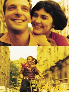 Le Fabuleux Destin d'Amélie Poulain. One of my all-time favorite movies...