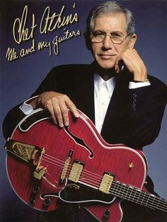 The Great Chet Atkins.  I grew up with his music in our home!  ~ Libby