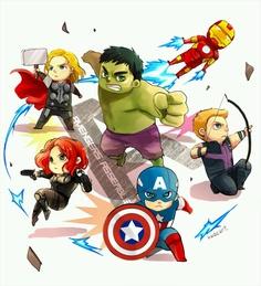 Midtown Comics Variant cover of Avengers Vs. X-Men Avengers VS X-Men Babies Avengers Humor, Baby Avengers, Mini Avengers, Avengers Cartoon, Marvel Avengers Comics, Marvel Avengers Assemble, Marvel Dc, Avengers Quiz, Avengers Drawings