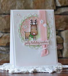 Jolly Holiday Wishes - October SFYTT | Pickled Paper Designs | Bloglovin