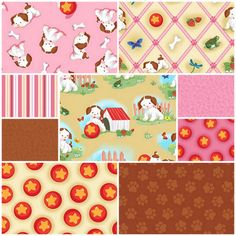 For Sammi's big girl room!  Can you make a duvet cover for me, Mom?