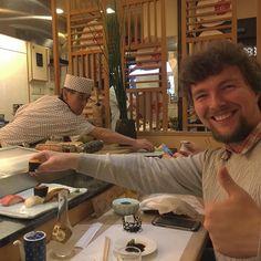 Лучшие суси Гиона с @danielkordan  #суши#сусичная #гион #гейши #фототур #фототуры #сушки #Киото #Япония #сушисуши #midokoro #мидокоро