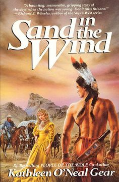 Sand In The Wind by W Michael Gear & Kathleen Gear (1990)